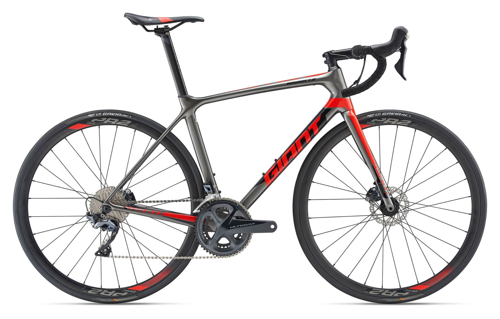 Giant Rennrad TCR Advanced 1 Disc KOM 2018