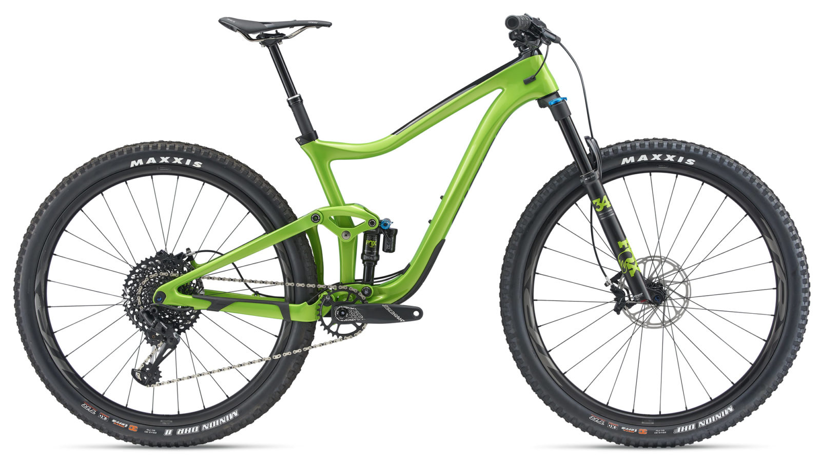 Giant MTB Trance Advanced Pro 1 29er 2019