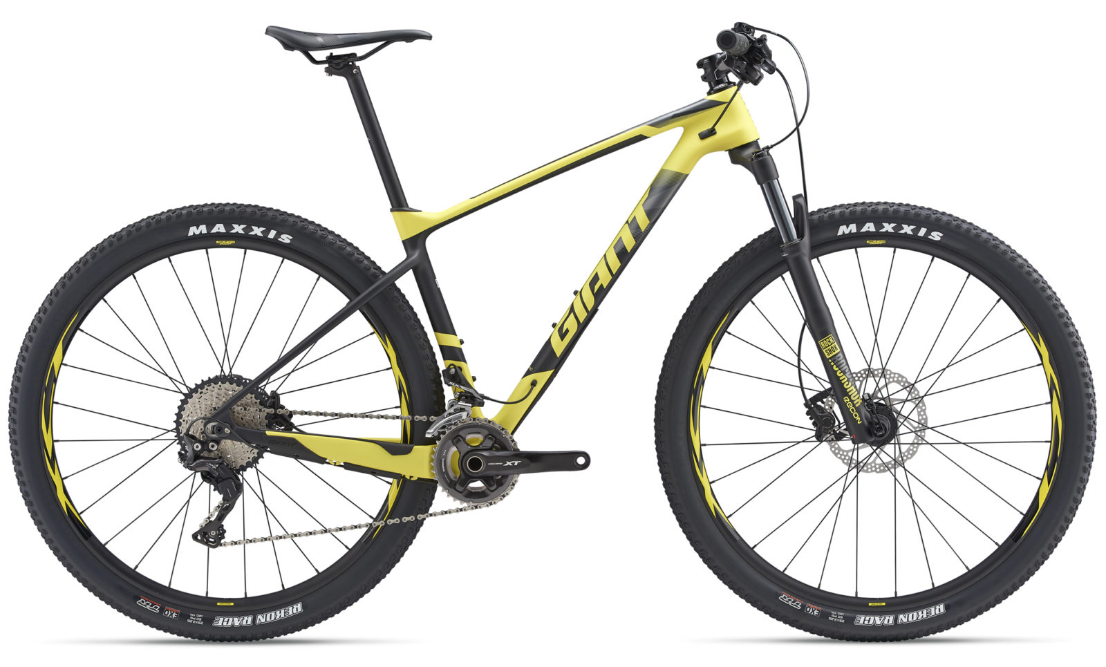 Giant MTB XTC Advanced 2 29er 2019