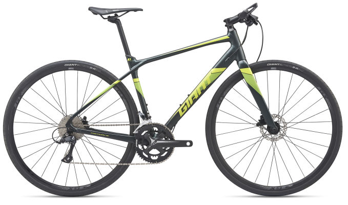 Giant X-Road Fastroad SL 2 2019
