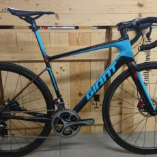 Testvelo – Giant Rennrad Defy Advanced SL 0 Disc