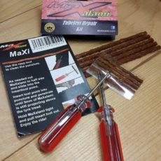 Handlich Praktisch Kompakt – Tubeless Repair Kit