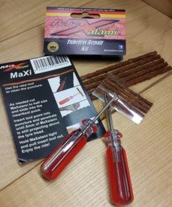 Tubeless RepairKit Maxi
