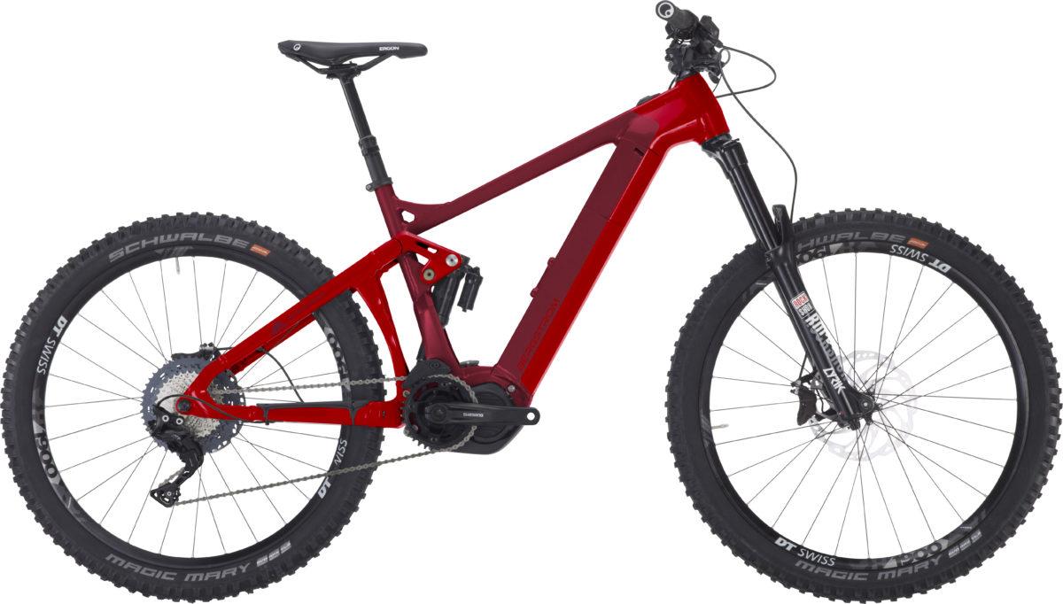 Bergstrom ATV 940 – eMTB