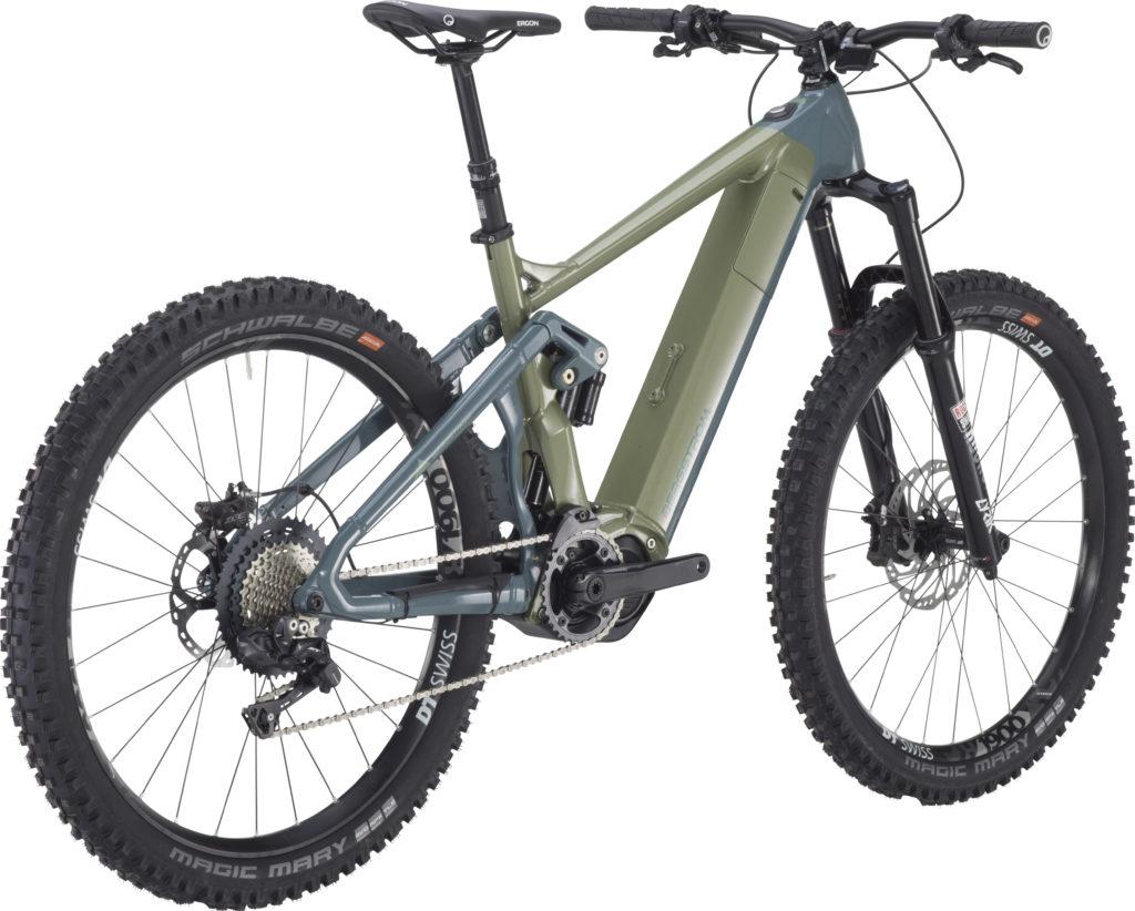 Bergstrom ATV 960 - eMTB