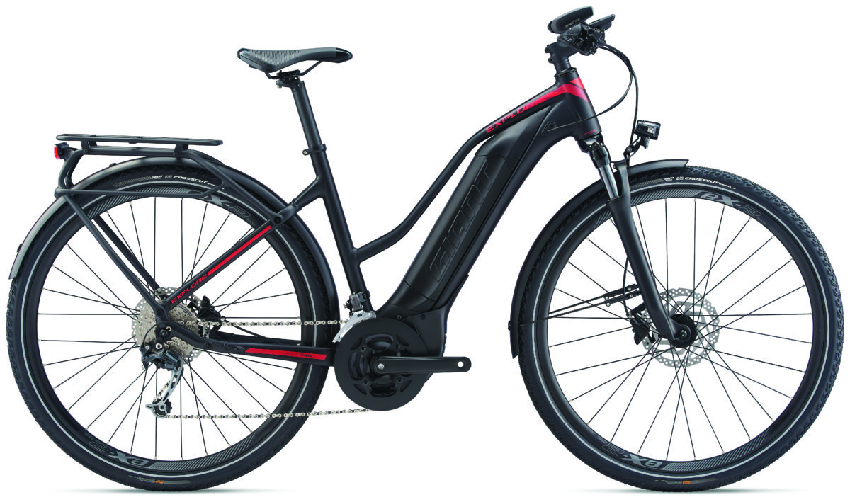 Giant E-Bike Explore E+ 2 STA