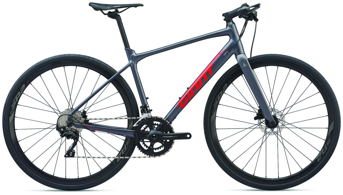 Giant X-Road Fastroad SL 1 Disc