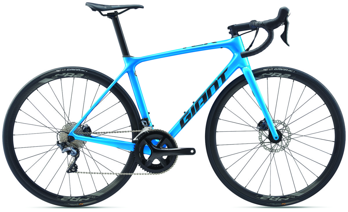 Giant Rennrad TCR Advanced 1 Disc