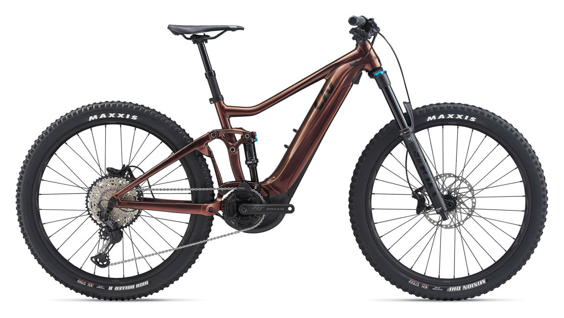 Liv E-MTB Intrigue E+1 Pro