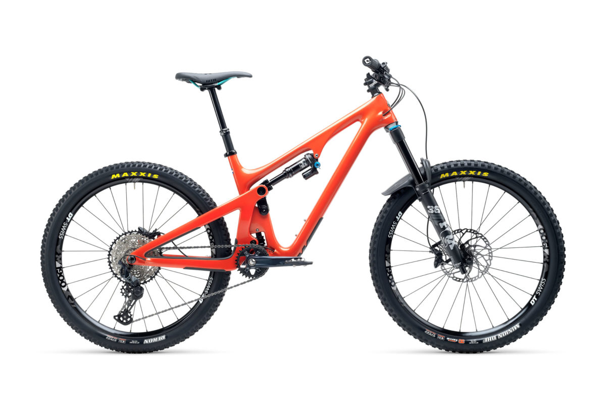 YETI Bycicles SB140